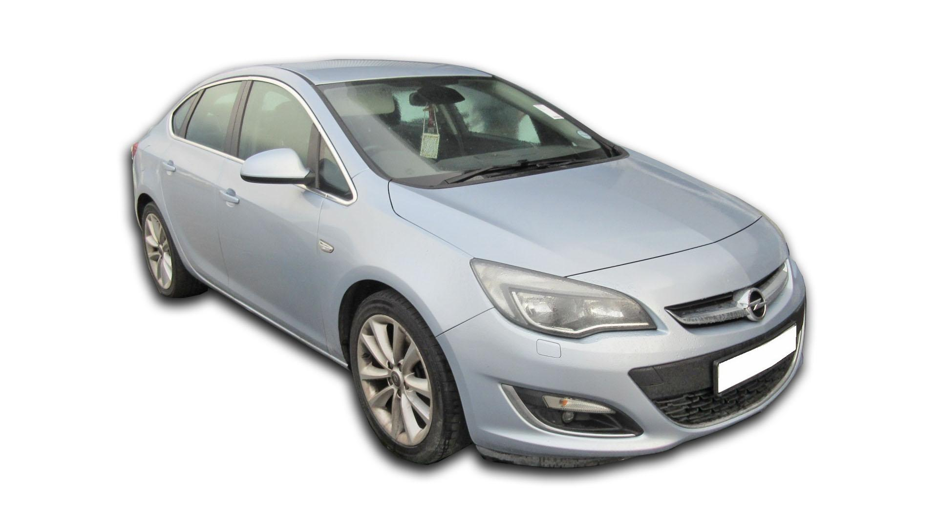 Opel Astra 1.6T Cosmo