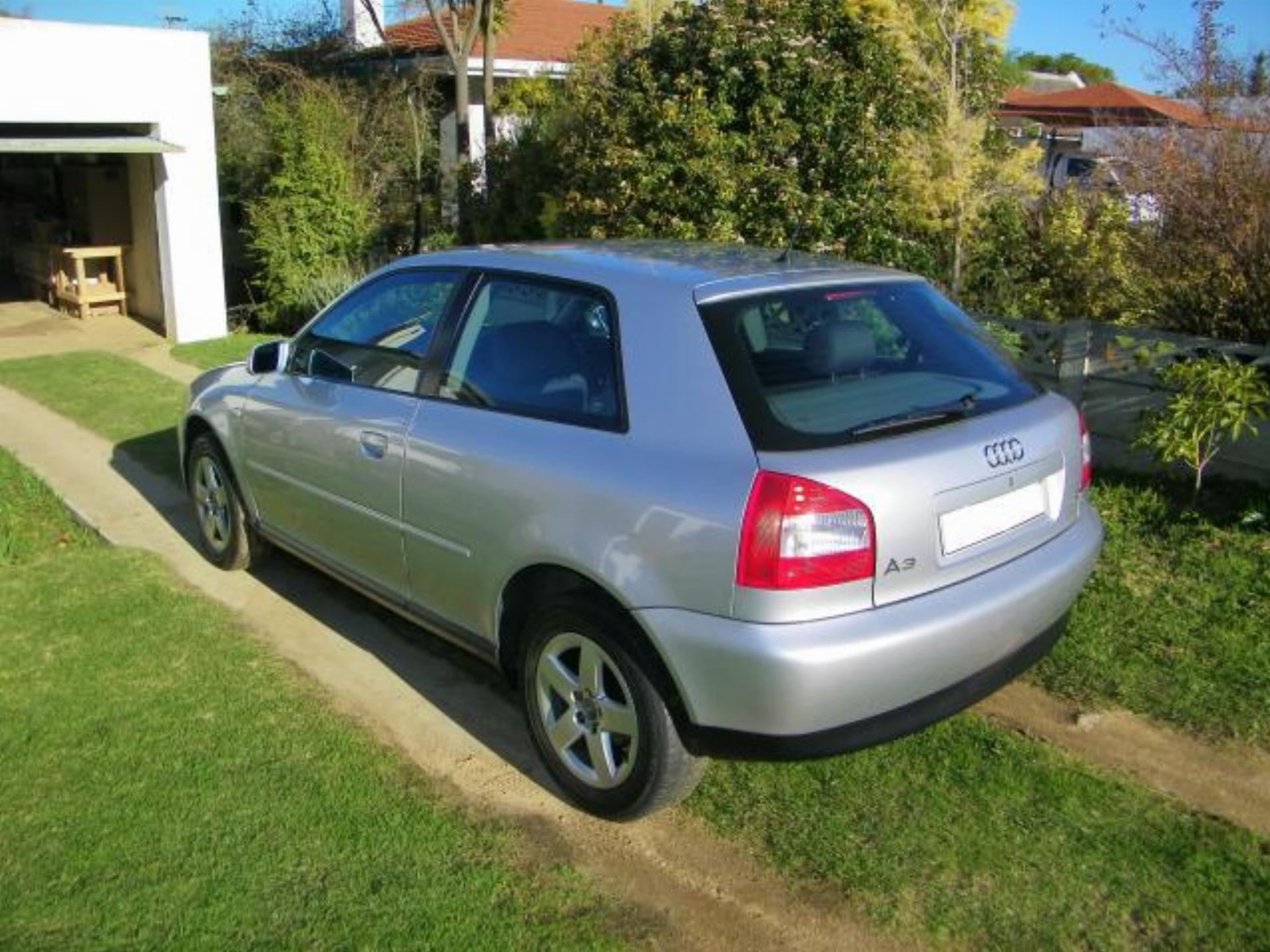 Used Audi A3 1.8 3DOOR 2001 on auction - PV1000467