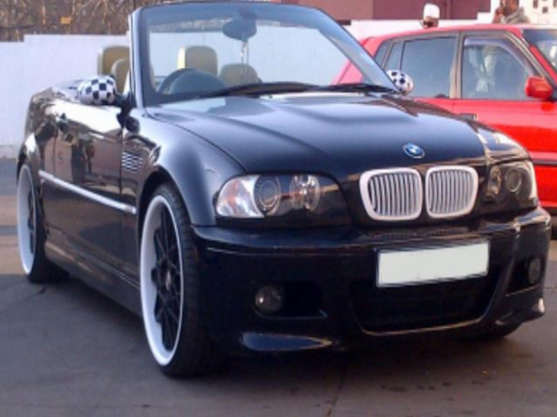 Used BMW M3 E46 SMG II Convertible 2004 on auction - PV1001728